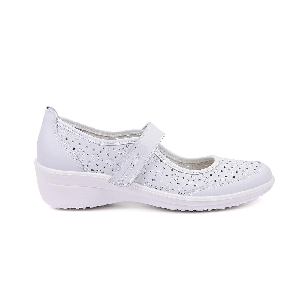 76a35ec16 Купить женские туфли мери джейн на танкетке 4t 0672 — цены в ...